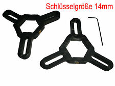 Carbonio Stelle forcella per Triumph Speed Triple #075r