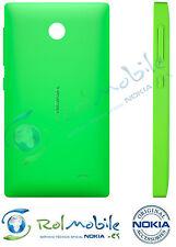 Carcasa Tapa Batería Nokia 8003220 Original Nokia X Dual SIM Verde Green