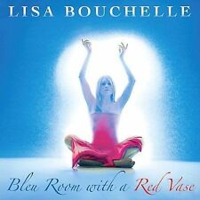 Bleu Room With a Red Vase 2010 by Bouchelle, Lisa Ex-library