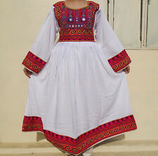 Kuchi Afghan Banjara Tribal Boho Hippie Style Brand New Ethnic Dress ND-172