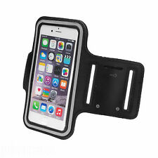 Sports Running Jogging Gym Armband Waterproof Cover for iPhone 5,5s,5c Black