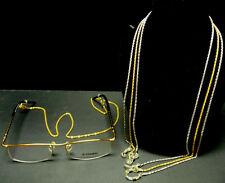 Opitcal Accessories_Eyeglasses Metal Chain Holders_Elegant