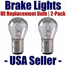 Stop/Brake Light Bulb 2pk - Fits Listed Chrysler Vehicles - 1034
