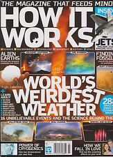 HOW IT WORKS MAGAZINE ISSUE 69 2015, WORLD'S WEIRDEST WEATHER.