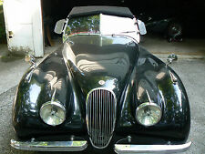 Jaguar: XK 120 Nice, Easy, Project