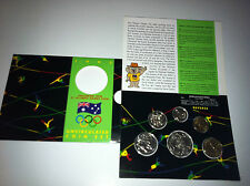 1992 RAM Barcelona Olympic Games Mint Set EXCELLENT CONDITION!!!!