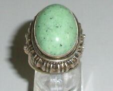 Ring aus 830 Silber mit Türkis, Gr. 57, Ø 18,1 mm  (da4252)