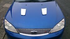 FOCUS RS MK2 STYLE ABS PLASTIC BONNET VENTS *FORD PROFILE* VAUHALL ASTRA VXR/GTE