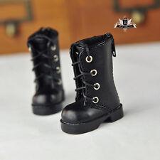 1/6 BJD Shoes Yosd Dollfie DREAM DIM lolita Black Boots AOD DOD MID Luts SOOM DZ
