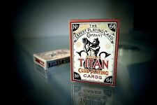 CARTE DA GIOCO GLOBAL TITANS,poker size