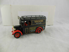LLedo Promotional 1934 Dennis Van  Walkers Crisps in Black & Brown