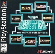 Arcade's Greatest Hits : Midway Collection 2 by