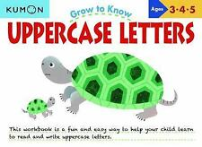 Grow to Know Uppercase Letters (2015, Paperback)