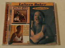 "2 Albums on 1 CD: LaVern BAKER ""See See Rider ~ Blues Ballads"" 2006 Collectables"