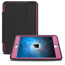 Flip Leather Smart Case Cover Wake Protector for iPad 2 3 4 Mini4 Air 2 Pro 9.7""