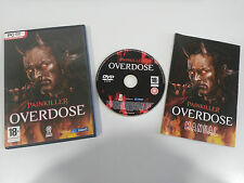 PAINKILLER OVERDOSE JUEGO PARA PC DVD-ROM ESPAÑOL + MANUAL JOWOOD