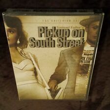 Samuel Fuller's Pickup On South Street (DVD, Criterion Collection, 2004) 224 NEW