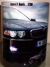 BMW E 38 E38 7 Series 728i 735i 740i 750i UNIQUE Rare MUG *pls LOOK at pics*