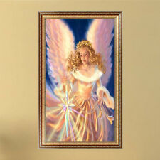 Angel Girl Diamond Embroidery 5D Diamond DIY Painting Cross Stitch Craft