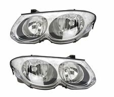 99-04 Chrysler 300M  Headlamps Headlights Pair Set (LH/RH)