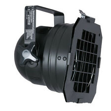 Showtec PAR 56 Short Black 300w Lighting Can fitted with male IEC plug 30329