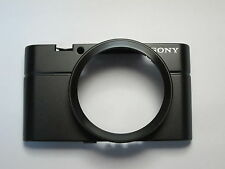Repair Parts For Sony DSC-RX100 Front Outer Shell+Lens Control Focus Ring