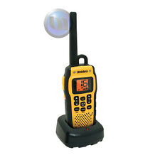 NEW Uniden VHF Marine Handheld Radio Floats Waterproof 2.5W Lightweight