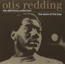 Otis Redding Dock Of The Bay Definitive Collection Best Of CD NEW SEALED Soul