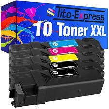 10 Toner XXL ProSerie per Xerox Phaser 6125n 6125v N 6125