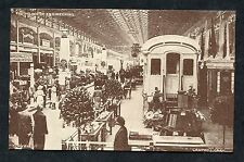 View Inside the Palace of Engineering, British Empire Exhibition, 1924