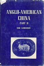 Anglo English Export China 1815-1860 -  Non-American Patterns / Scarce Book