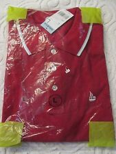NWT MEN'S RED SHIRT SIZE L BY  BALENO