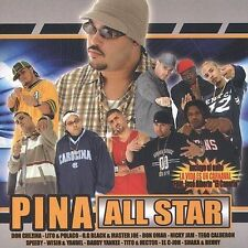 Pina Records All Stars by Various Artists (CD, Oct-2003, Universal Music Latino)