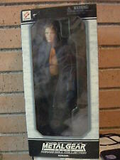 FIGURA METAL GEAR SOLID KONAMI DOLL COLLECTION LIQUID SNAKE FIGURE NUEVA NEW