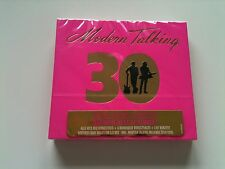 Modern Talking - 30 [SPECIAL EDITION 3 CD with BONUS DISC Live in Moskau] NEW