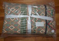 Pottery Barn Harlow Wholecloth Quilt Full Queen Brand New! In Original Package!