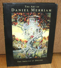 SIGNED Daniel Merriam The Art of Impetus of Dreams Catalogue Raisonne Artist