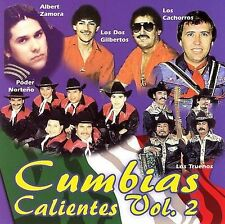 Zz/Various Artists - Corridos Calientes (2000) - Used - Compact Disc