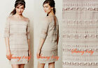 NEW Anthropologie Hadley Shift By Dolce Vita $248 5 Star Timeless sz XS or S