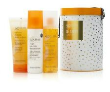 Sanctuary Spa Be Happy And Let Go Gift Set - Body Wash/Scrub/Lotion