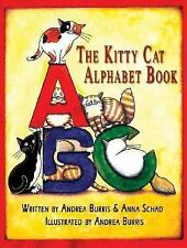 The Kitty Cat Alphabet Book-ExLibrary
