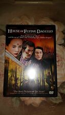 Sony Classic Pictures: DVD - HOUSE OF FLYING DAGGERS