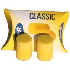 """Lot de 10 paires de """" Bouchons/Tampon auriculaire EAR CLASSIC 30100 """""""