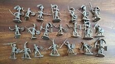LOT MAYA WARRIORS (CAESAR MINIATURES #027) FIGURINES 1/72 REF.A