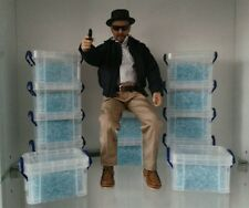1:6 Custom Made 1 Box of Blue Crystal For Breaking Bad Action Figure Diorama