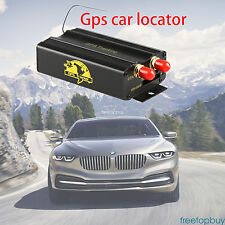 GPS/SMS/GPRS Car Tracker Locator Tk103A Car Tracking Device System Vehicle fx/