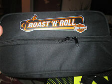 "Limited edition Harley-Davidson ""Roast and Roll"" Travel Pack w/ Thermos Etc. NEW"