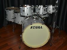 Tama drums set Superstar Classic Maple White Sparkle 7 piece kit CK72S WSP NEW