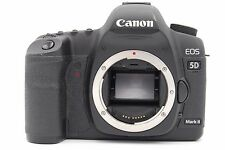 Canon EOS 5D Mark II 21.1 MP Digital SLR Camera - SHUTTER COUNT: 4566