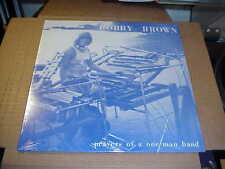 LP:  BOBBY BROWN - Prayers Of A One Man Band SEALED NEW PRIVATE PRESS REISSUE